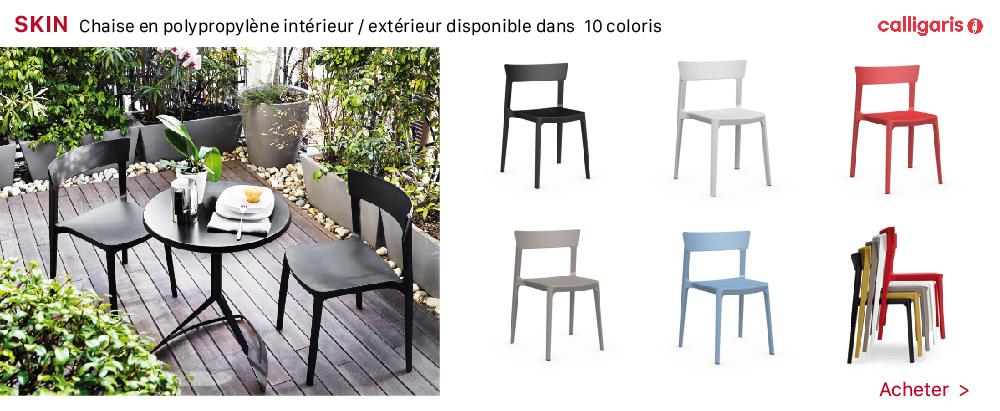table et chaise/chaise 2018 skin